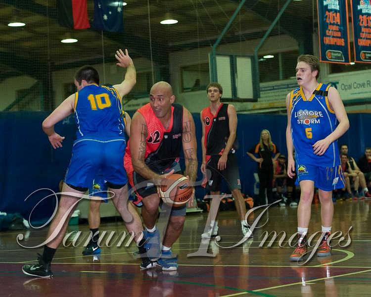 © Braves (68) v Lismore Storm (66) 27 June 2015-7055