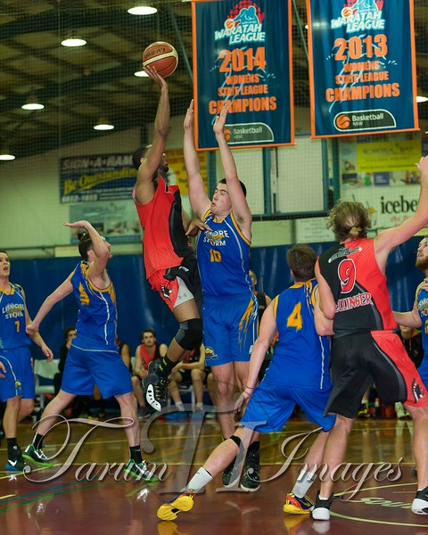 © Braves (68) v Lismore Storm (66) 27 June 2015-7346