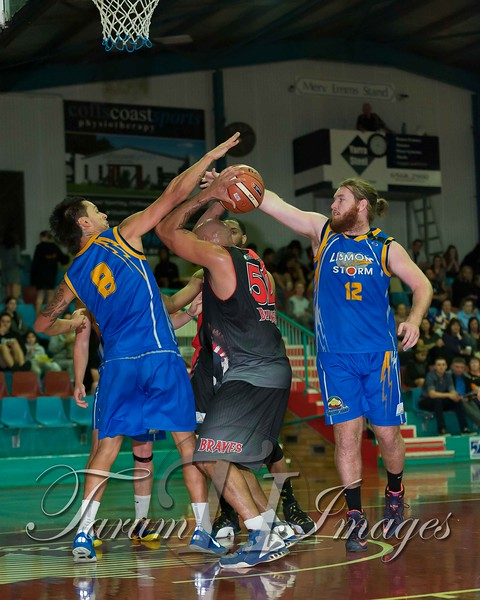 © Braves (68) v Lismore Storm (66) 27 June 2015-7286