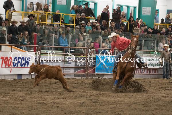 Drayton Valley Pro Rodeo 2015