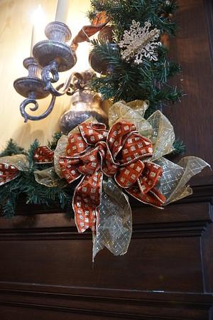 Dunsmuir house Christmas tea