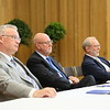 Mr Páll Hreinsson, Judge, EFTA Court, Mr Carl Baudenbacher,  President, EFTA Court and  Mr Per Christiansen, Judge, EFTA Court.