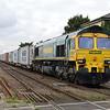 66503 1504_4L85 Doncaster-Felixstowe passes Chettisham Crossing, Ely.