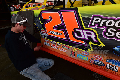 Billy Moyer, Jr. crew member - Heath Grizzle