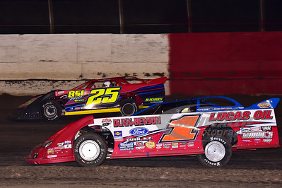 1 Earl Pearson, Jr. and 25 Mike Benedum