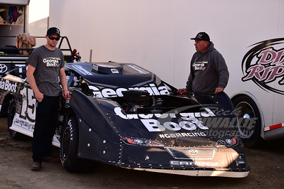 Steve Francis crew members - Cory Fostvedt and Anthony Burroughs