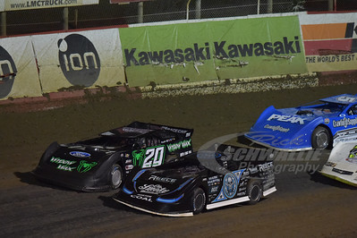 0 Scott Bloomquist and 20 Jimmy Owens