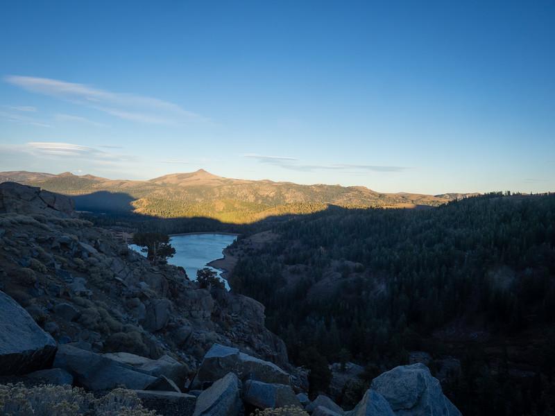 Red Lake, below Carson Pass