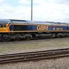 66716 at Eastleigh Station sidings.