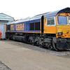 66704 'Colchester Power Signal Box'.