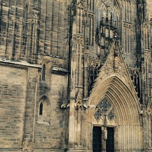 Magnificent Magdeburg Cathedral - Rand Mirante '70