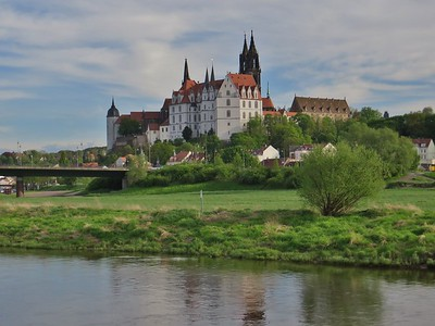 Elbe River - David Fulmer '55