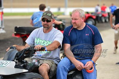 Kenny Holt and Ronnie Stuckey