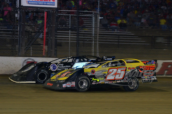 25 Shane Clanton and 777 Jared Landers