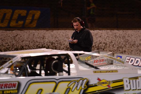 Eldora Speedway General Manager - Roger Slack