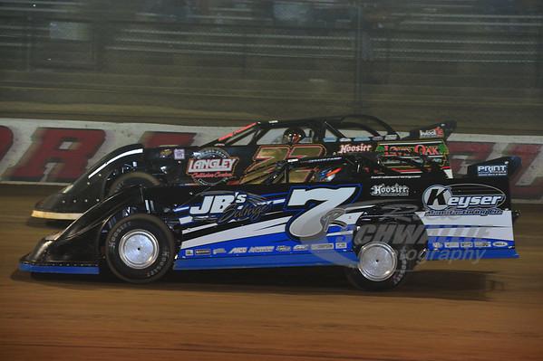 7R Kent Robinson and 22 Chris Ferguson