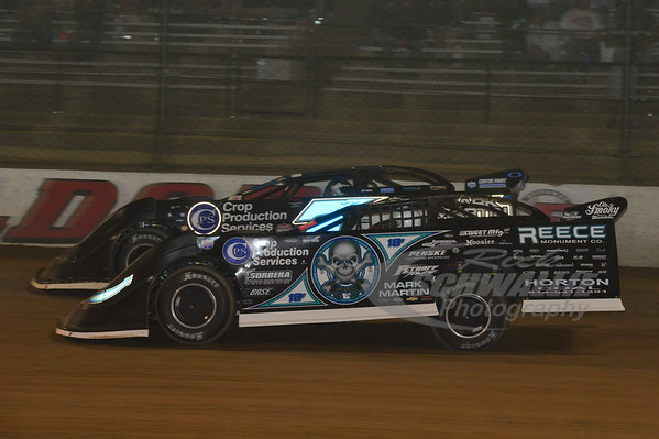0 Scott Bloomquist and 777 Jared Landers