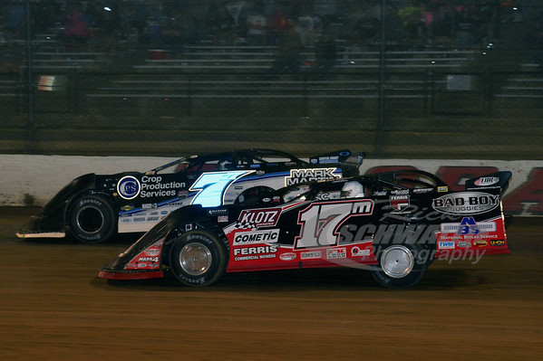 17m Dale McDowell and 777 Jared Landers