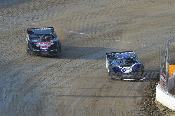 777 Jared Landers and 29 Darrell Lanigan
