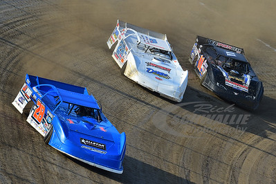 28 Dennis Erb, Jr., 28m Jimmy Mars and 11 Rusty Schlenk