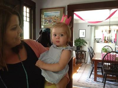 Ellie's 1st Birthday -- May