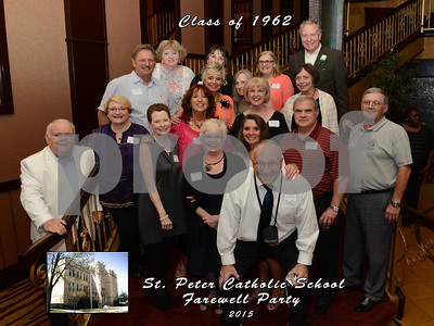St. Peter's Farewell Party