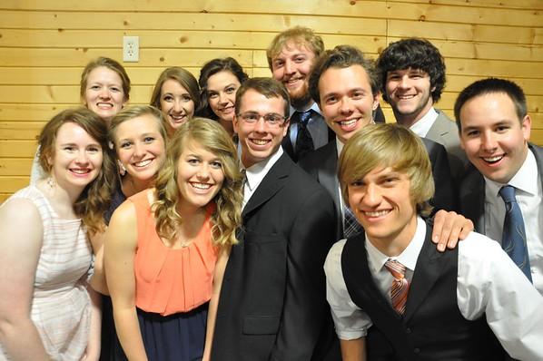 All-College Banquet 2015