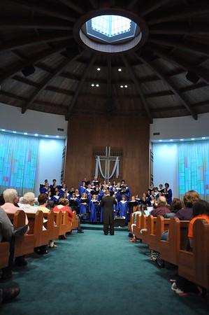 Concert Choir April 27th
