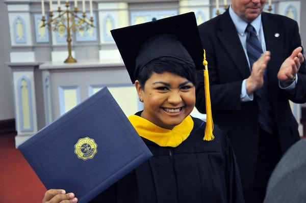 Graduation Dec 17th