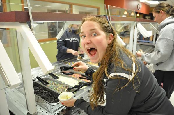 Pre-Finals Ice Cream April 28th