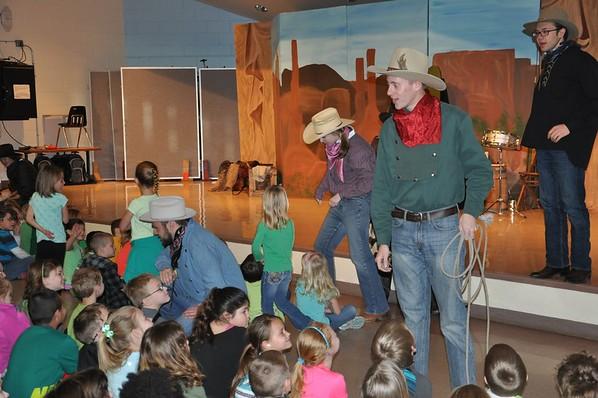 Wild Pecos Bill March 17th