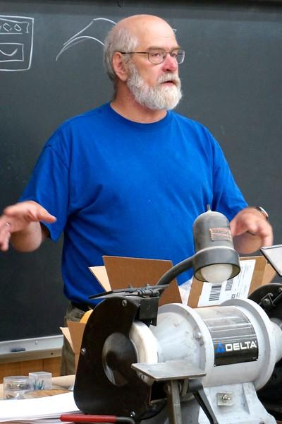 Explore Unusual Materials and Methods with Hatcher