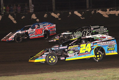 Fairbury American Legion Speedway; Casey's General Stores Modified Nationals