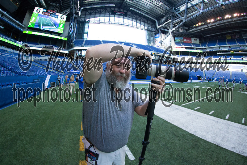 8/21/2015  - Horseshoe Classic at the Lucas Oil Stadium- Indianapolis, IN, USA -  Photo by Eric Thieszen.