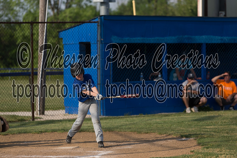 5/28/2015 Baseball - FTLL Royals vs Red Sox at the Rookie field- Indianapolis, IN, USA -  Photo by Eric Thieszen.