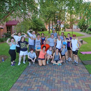 Faith and Fitness Group