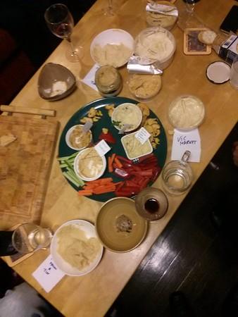 20150815 Hummus appreciation party