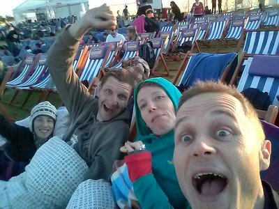 20151203 Open Air Cinema with Dave & Jade
