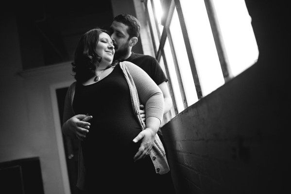 Cassie & Forest's maternity session
