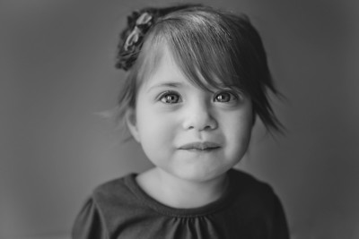 Emilee's 1 year photo session