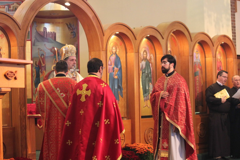 St. Demetrios Parish Visitation