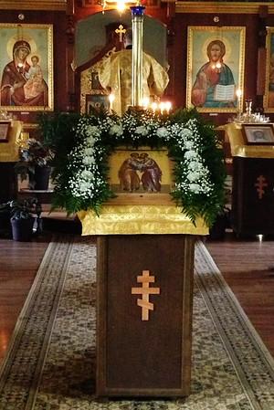 Feast of St. Peter and Paul - Vigil