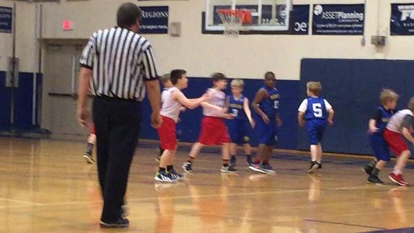 Feb. 12 - Quinn Basketball Game
