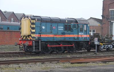 08721 Eastleigh Works 12/02/15