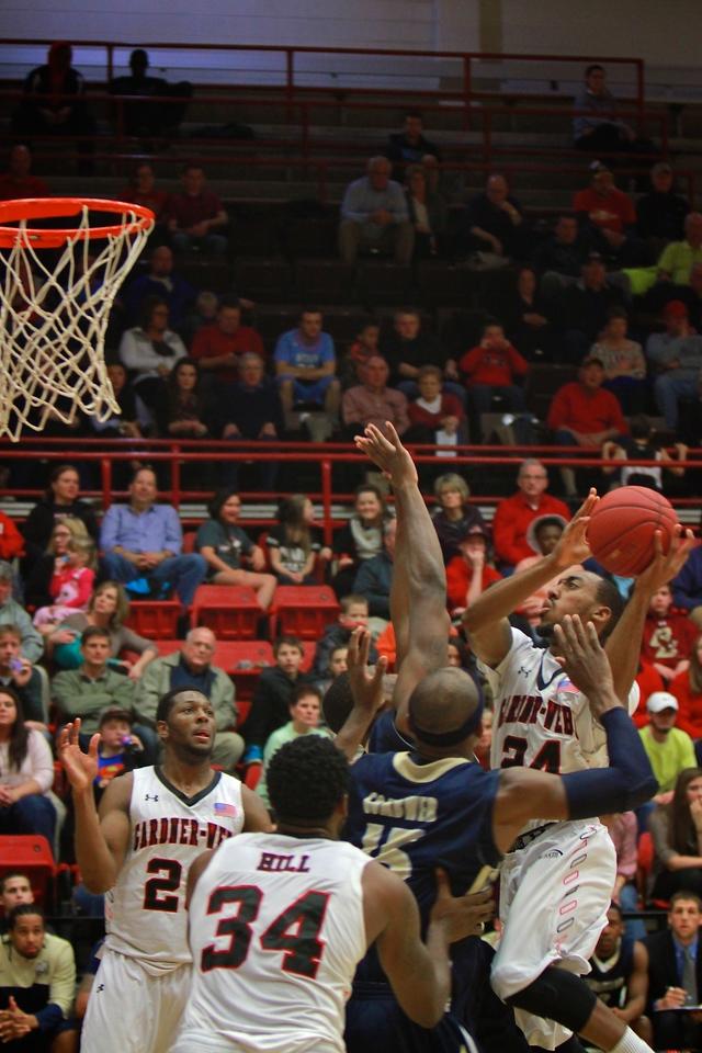 Men's Basketball vs Charleston Southern, Feb 2015
