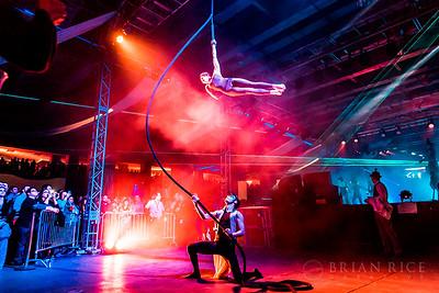 Midnight Underground Circus 02.20.15