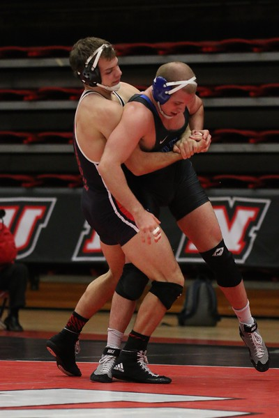174: Trey Adamson (DUKE) def. Brett Stein, 8-5 – 15-13
