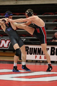 141: Evan Botwin (DUKE) def. Ryan Hull, 10-5 – 6-6
