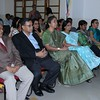 School dignitaries with the Chief Guest