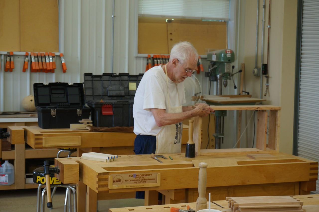 Cabinetmaking w Pekovich 126